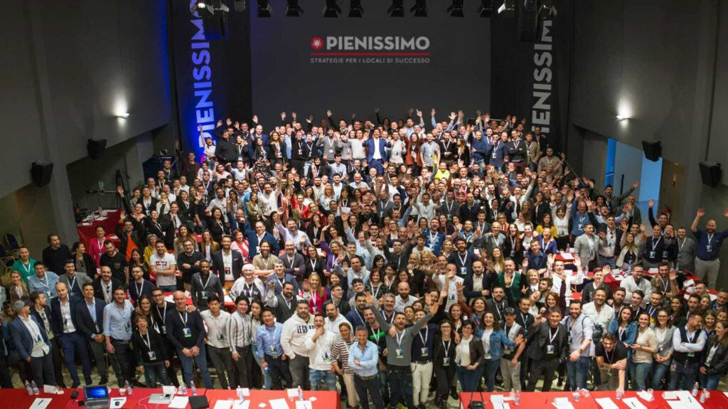 Sold out, Pienissimo Pro, marketing, ristorazione, pienissimo